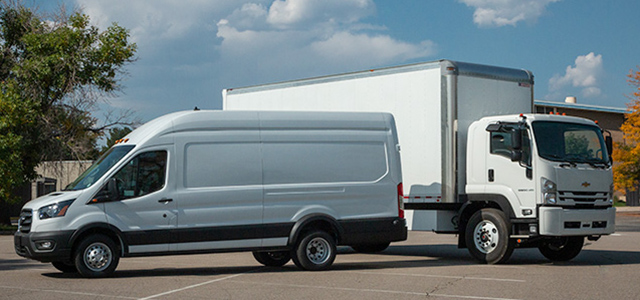 Buying Electric Commercial Vehicles: What to Look For
