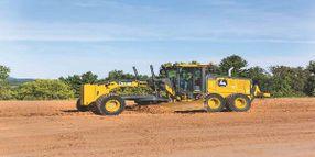 Motor Grader Upgrades Seek to Boost Efficiency, Reduce Downtime