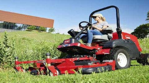 Toro Mower Offers Upgraded Productivity, Comfort, and Reliability