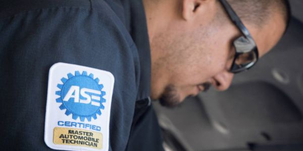 To work at Hyatt's shop, technicians must have master ASE certifications in both light- and...