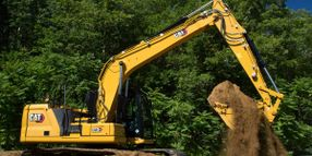 Excavators Offer Technology, Safety, and Comfort