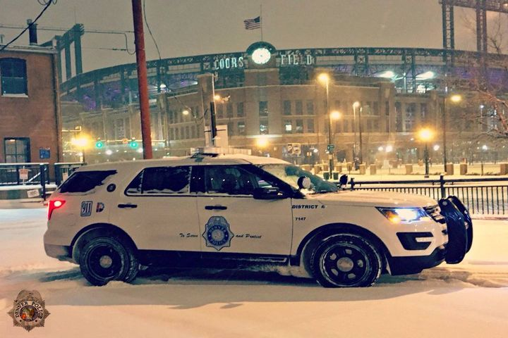 The City of Denver has three independent fleets. Public Works (now known as the Department of Transportation and Infrastructure); the Denver Fire Department; and the Denver Police Department. - Photo:Denver Police Department