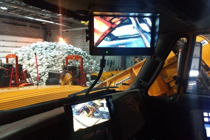 Backing up your drivers becomes easy when you've got a recording to prove they were acting in the right. - Photo:City of Bettendorf, Iowa