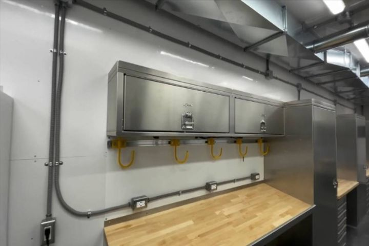 EZ STAK presented a session on planning an enclosed response trailer that addressed what fleet managers need to consider when spec'ing. - Photo: EZ STAK video screenshot