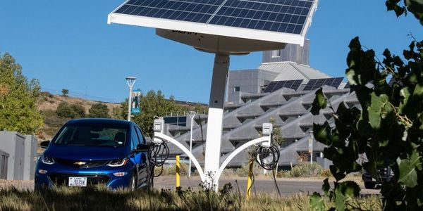NREL expanded its fleet electric vehicle charging capabilities earlier this year with the...