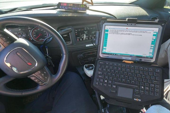 The department runs a full mobile computer-aided dispatch (CAD) system along with printer software; e-warrants; and CJLEADS, a secure, centralized database of up-to-date information about offenders for use by state and local government criminal justice professionals. This means officers needed a tablet that can run all these programs smoothly. - Photo: Morganton, North Carolina, Department of Public Safety