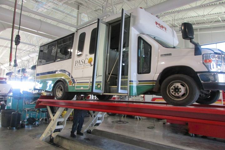 How an operation cares for its vehicles and equipment undoubtedly impacts how frequently it will need to acquire new ones. - Photo: Pasco County