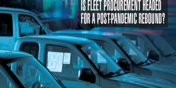 While government fleet procurement plunged during the pandemic, it's now back on the rise.