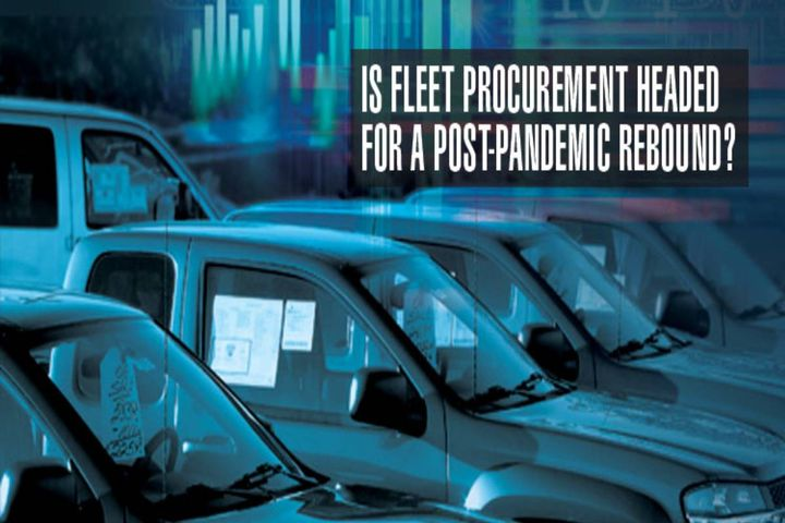 While government fleet procurement plunged during the pandemic, it's now back on the rise. - Photo: Getty Images
