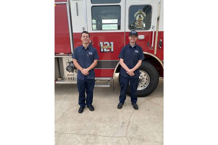 Fleet Technician Scott Bracci and Emergency Vehicle Technician Brandon Jennings both responded to the new employment ads. - Photo:City of Coppell