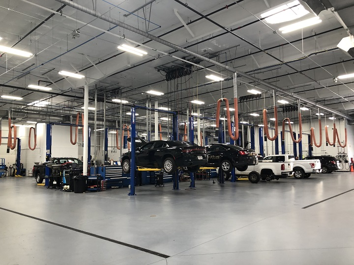 Our New Facility & What We Can't Live Without