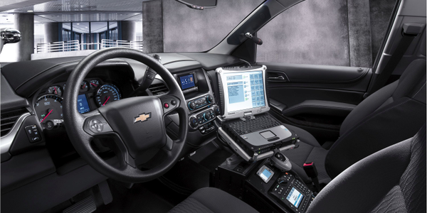 The 2015 Chevrolet Tahoe PPV comes standard with rearview camera, rear park assist, Bluetooth,...