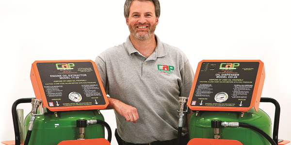 According to Joseph Shupe, president of CAP Oil Change Systems, the company has designed oil...