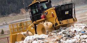 A More Durable, Fuel-Efficient Landfill Compactor