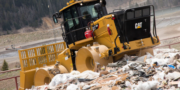 The 816K is designed for multiple machine lives and component rebuilds using Caterpillar...