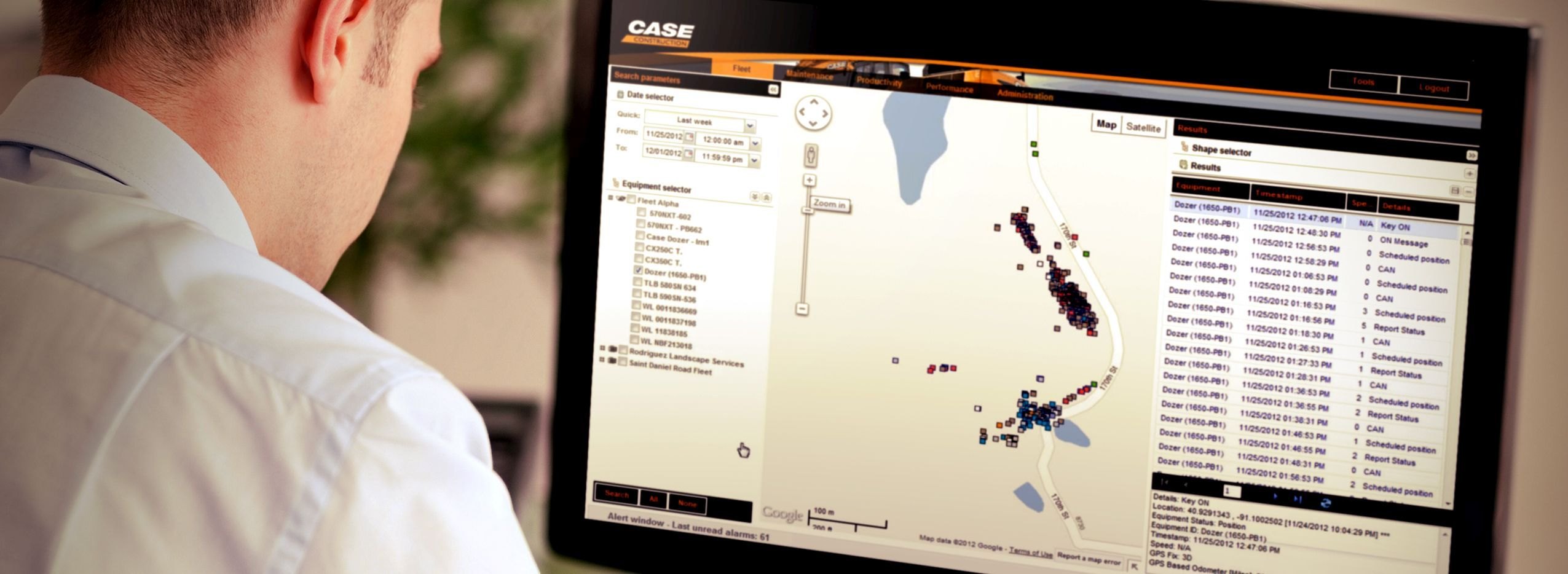 Off-Road Telematics Systems Offer Increased Value to Fleets