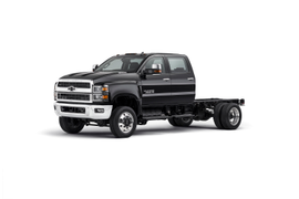 Chevrolet's 2019 Medium-Duty Truck Trio