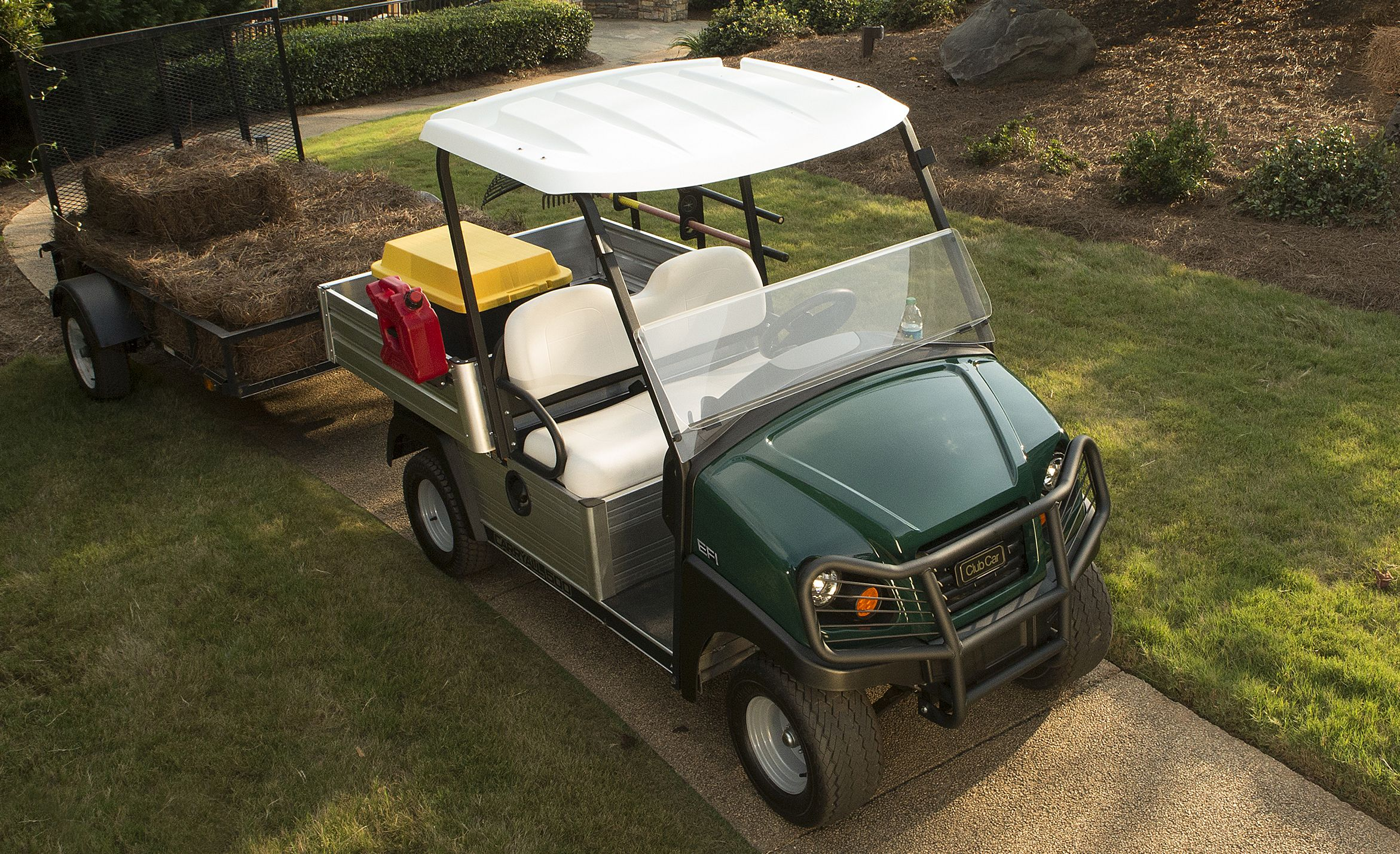The Utility Vehicle Buyer's Checklist