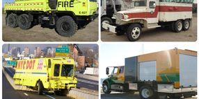 Unique Fleet Vehicles