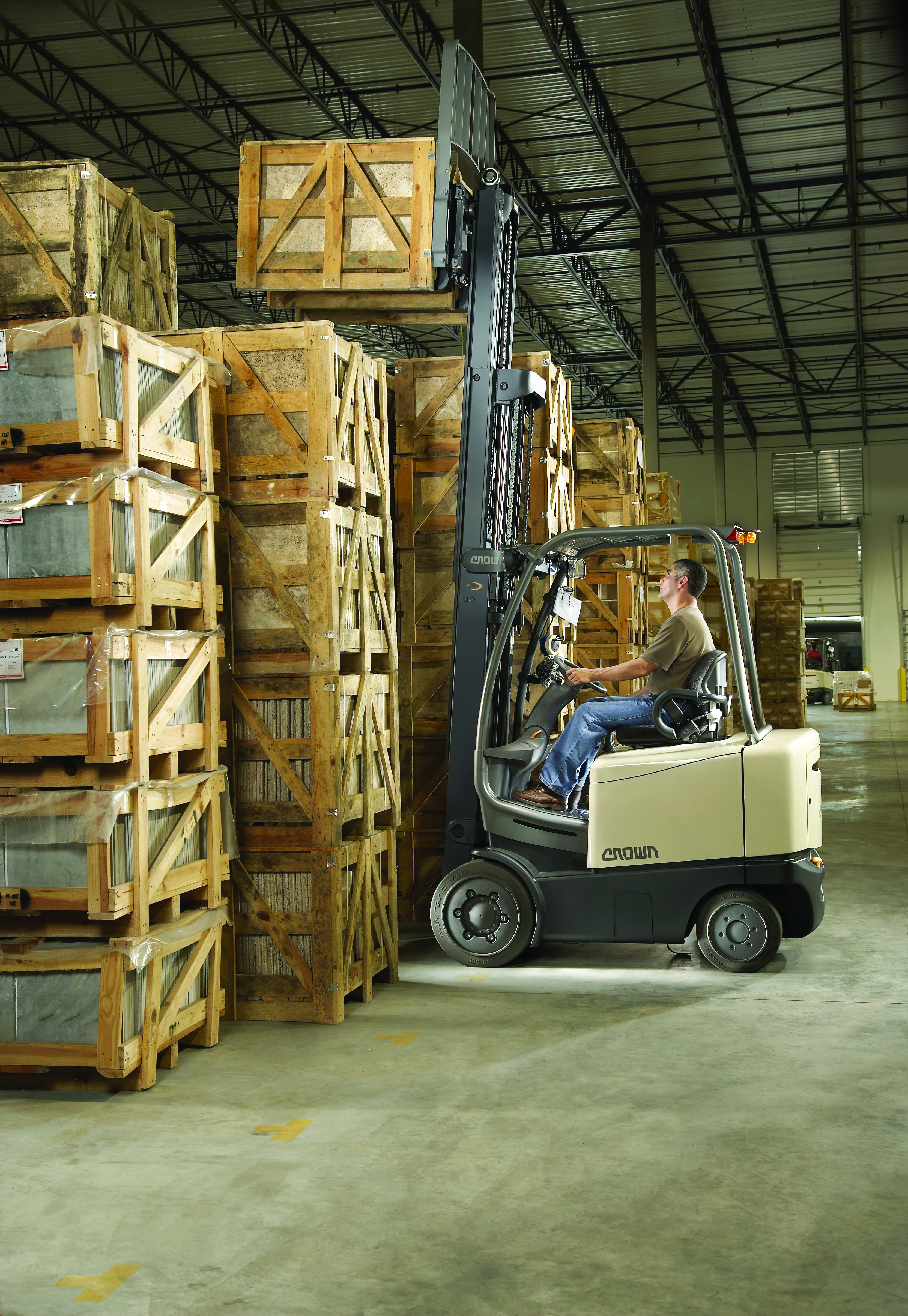 How to Spec the Right Forklift for Your Operation