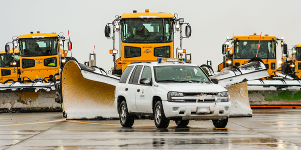 The Denver International Airport recently conducted a utilization study of its fleet, which...