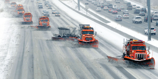 A fleet consultant determined that the ideal replacement time for the Utah DOT's Class 8 snow...