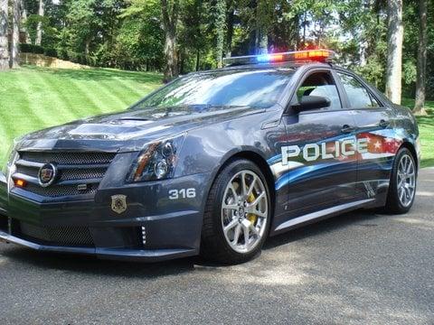 Sporty Police Cars
