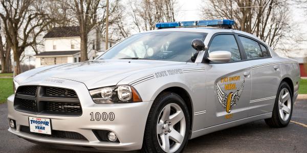 Photo courtesy of Ohio State Highway Patrol.