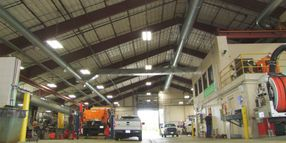 Upgrading a Maintenance Facility for CNG