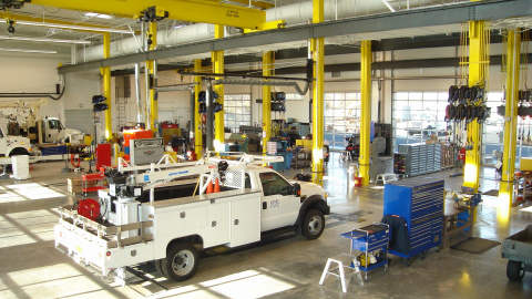 At the Eugene Water & Electric Board (EWEB) in Oregon, 80% of employees in the fleet department...