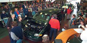 GSA Markets Auction Vehicles to the Public