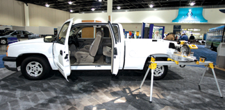 Miami-Dade County Gets First GM Hybrid Pickup