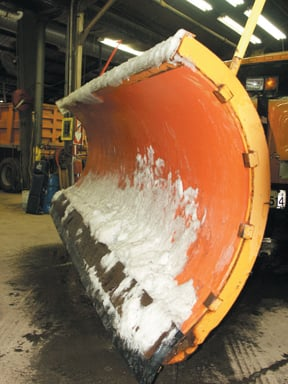 How to Specify and Maintain Snow and Ice Control Equipment