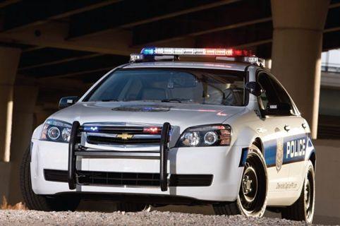 Chevrolet Debuts All New 2011 Caprice Police Patrol Vehicle Police