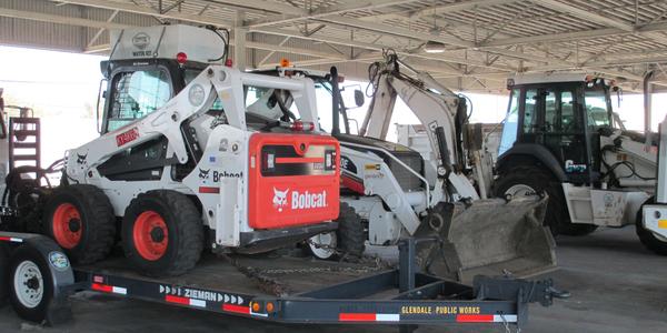 At the City of Glendale, Calif., Fleet Manager Karl Vogeley said equipment rentals have helped...