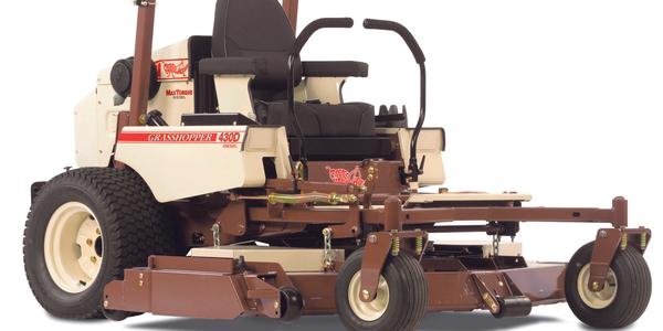 Model 430D features a 30 hp fuel-efficient, high-torque, liquid-cooled three-cylinder MaxTorque...