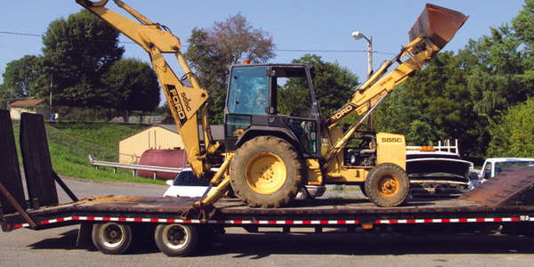 Appealing photos and accurate video of a new Holland 555 backhoe helped the Town of...