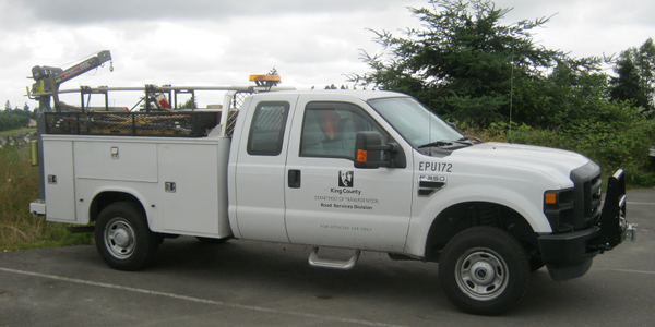 KCDOT has 20 fleet vehicles that run on propane autogas. These include Ford F-250 and F-350 work...