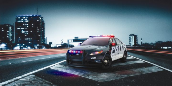 The Ford Police Interceptor will replace the Crown Victoria as the automakers standard police...
