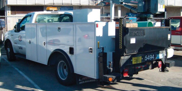 a utilization study prompted Ft. Lauderdale's fleet operation to reassign this underutilized...
