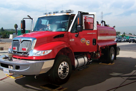 Spec'ing the Right Fire Apparatus for the Job