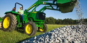 John Deere Introduces New Utility Tractor Product Lines