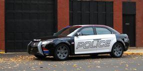 Carbon Motors Introduces E7 Concept Vehicle
