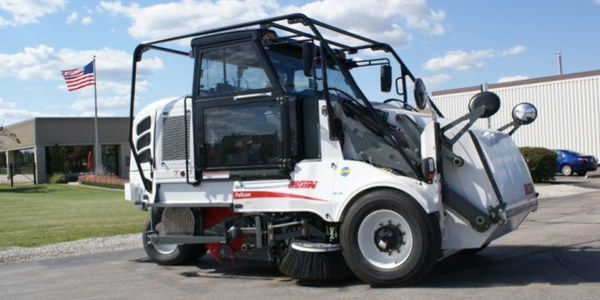 2010 Diesel Standards on Street Sweepers