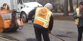 Chicago DOT Finds Value in GPS System