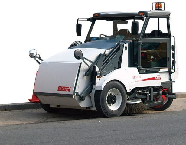 Carefully reviewing what drivers need for comfort can lead to more productive and efficient sweeper operations.