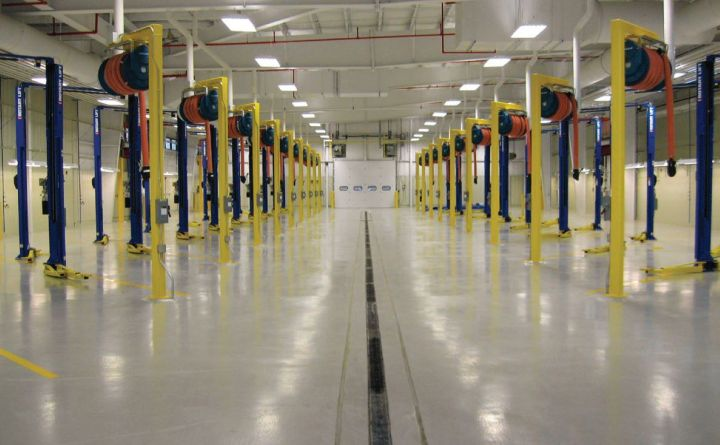 A New Facility & Outlook for City of Columbus Fleet