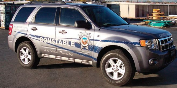 Constable Fleet Saves Through Alternative Fuel