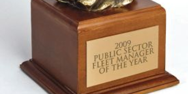 2009 Public Sector Fleet Manager of the Year Award Nominations