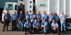 City of Burbank Refuse Fleet Goes 100% CNG